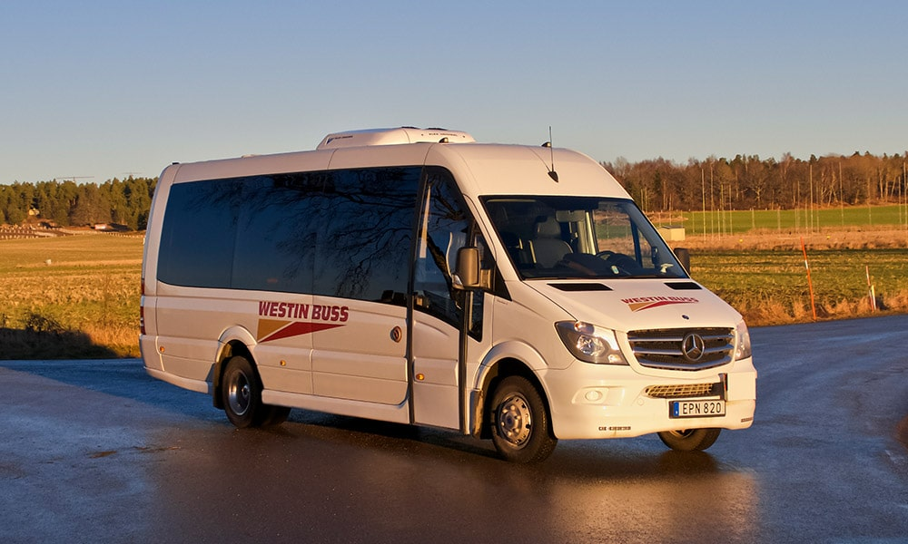 Mercedes Sprinter buss