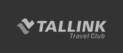 Tallink logo inverted
